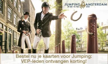 Jumping Amsterdam